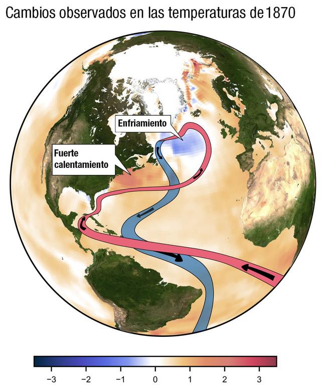 Cambios Observados En Los Oceanos