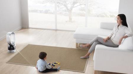 Dyson quiere mejorar la calidad del aire que respiras con su nuevo humidificador antibacterias