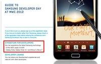 ¿Samsung prepara un Galaxy Note de 10.1 pulgadas?