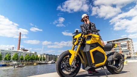 La moto eléctrica Verge TS ya es real: 1.000 Nm de par, 300 km de autonomía y un sistema de propulsión único en el mundo
