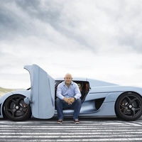 Christian von Koenigsegg tiene controlados vía app todos los coches que fabricó equipados con GPS