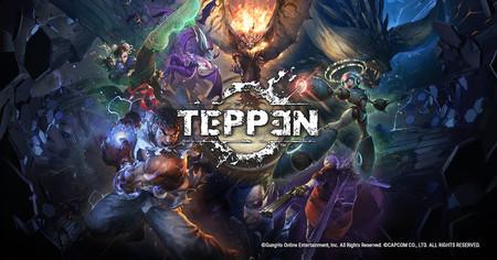 TEPPEN: Capcom actualiza la fórmula de Card Fighters Clash para competir con Hearthstone. Y lo hace muy bien