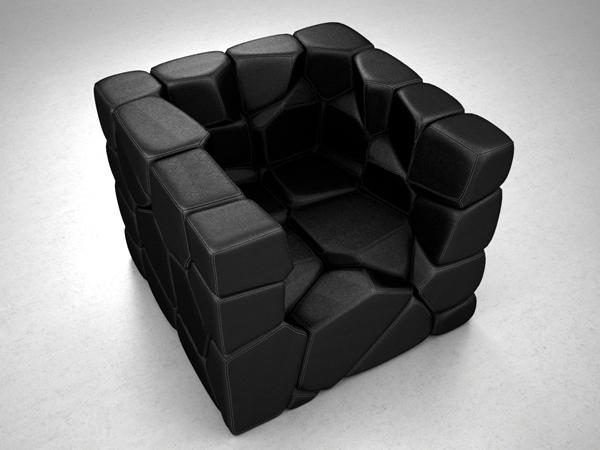 Foto de Vuzzle Chair, la butaca personalizable que me encantaría tener (1/5)