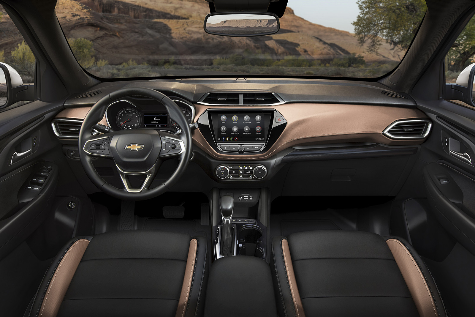 Foto de Chevrolet Trailblazer 2021 (24/26)