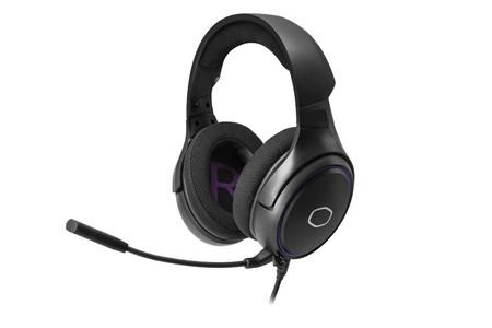 Cooler Master pone a la venta su nueva gama de auriculares gaming MH600 Series con drivers de 50 mm