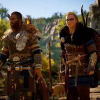 Un mod en Assassin's Creed Valhalla ha permitido que algunos jugadores puedan desbloquear elementos cosméticos de pago