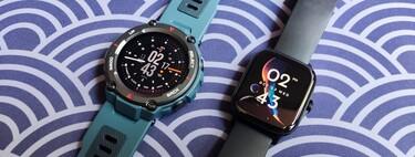 """Amazfit GTS 2 y Amazfit T-Rex, los hemos probado: los nuevos smartwatches """"calidad-precio"""" a vencer en México"""
