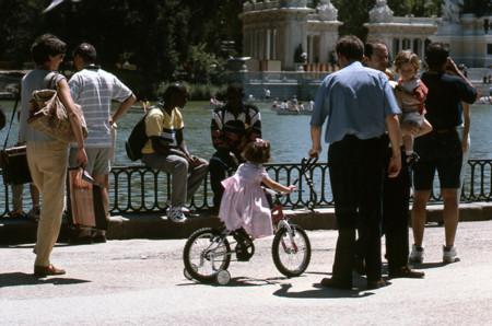 Personas Frente Al Lago Del Retirocarlosfernandezsanchez1990personas Frente Al Lago Del Retiroretiro