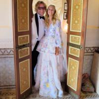Poppy Delevingne Wedding Dress