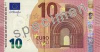 Así es el nuevo billete de 10 euros