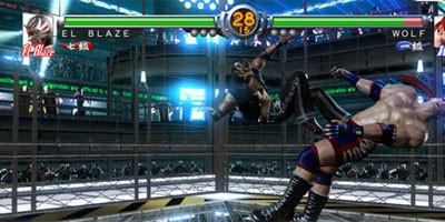 Virtua Fighter 5, llega al número 1 en Japón
