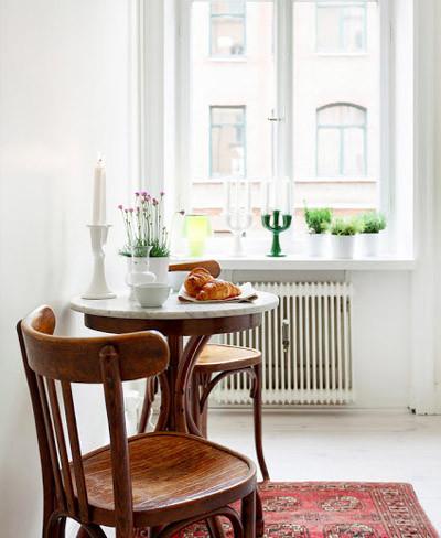 Rincón cocina sueca