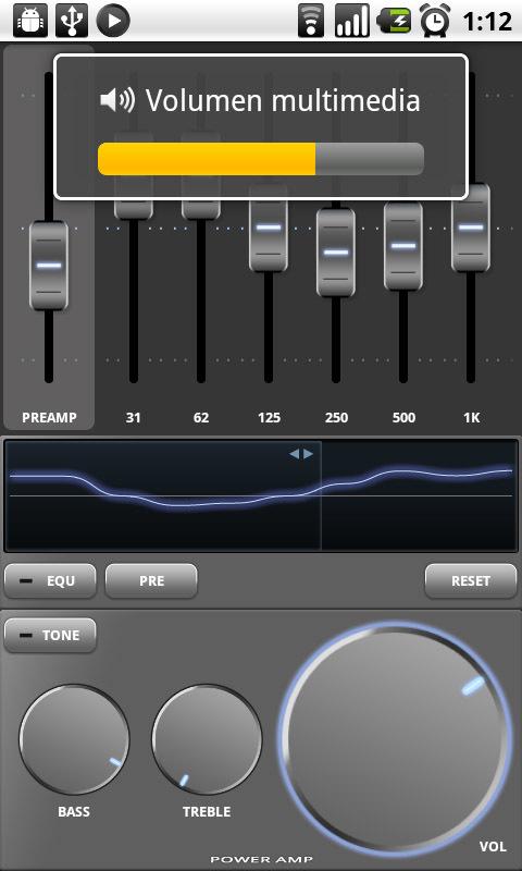 Foto de PowerAmp para Android en imágenes (11/16)