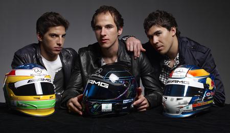 Roberto Merhi confirmado con Mercedes-Benz en el DTM
