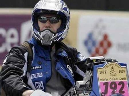 Dakar 2009: Pascal Terry falleció debido a un edema pulmonar