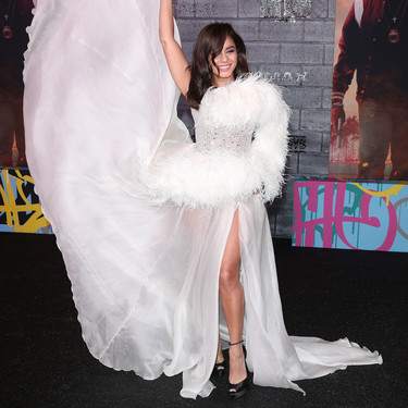 Vanessa Hudgens luce uno de sus looks más impresionantes tras romper con Austin Butler