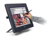 Interfaces táctiles: tabletas digitalizadoras