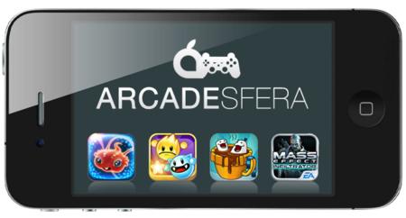 Arcadesfera: lanzamientos de la semana (VII)