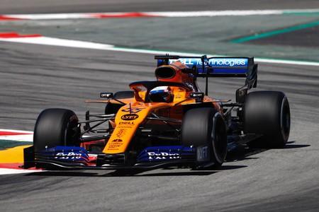 Carlos Sainz Mclaren Formula1 Espana 2019
