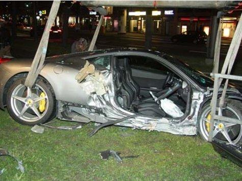 Dolorpasión™ Ferrari 458 Italia Múnich