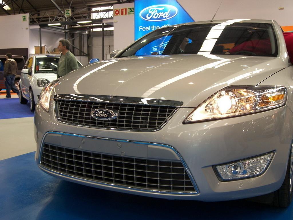 Foto de Ford Mondeo 2007 en el Salón de Vigo (1/19)