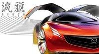 Mazda Ryuga Concept, presentación en el salón de Detroit