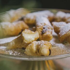 Chuchos rellenos, la receta para satisfacer el antojo de un bocado dulce
