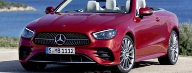 Mercedes-Benz Clase E Convertible 2021, tiene todo para decirle sí a un descapotable de lujo