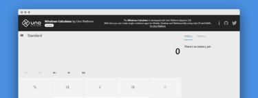 La Calculadora de Windows que hace poco es open source, ahora está disponible para iOS, Android y hasta la web