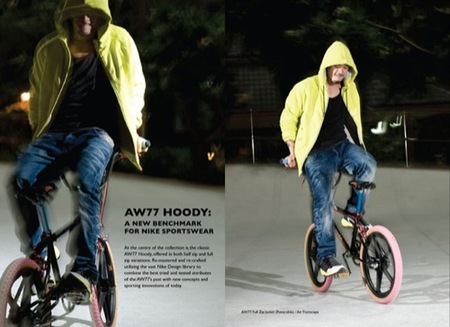 Nike Sportswear, lookbook Otoño-Invierno 2009/2010 II