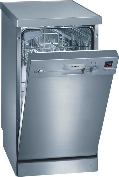 Minielectrodomésticos: Lavavajillas Siemens 45cm con VarioSpeed
