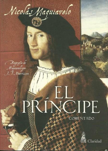 Maquiavelo El Principe Mla F 2564168802 042012