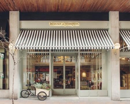 Bonnet à Pompon se instala en la milla de oro madrileña con su primera flagship de 300 metros cuadrados