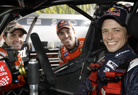 Casey Stoner y su futuro en las V8 Supercars