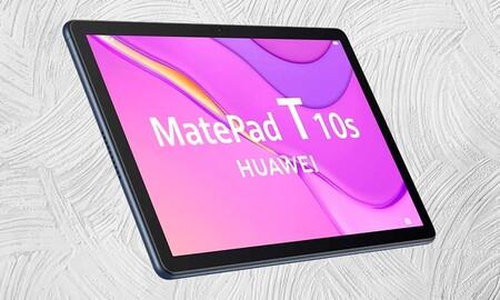 Amazon iguala el precio Fnac y te deja la tableta Huawei MatePad T10s más barata que nunca por 159 euros