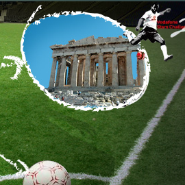 Vodafone Stars Challenge, con la selección olímpica del 92