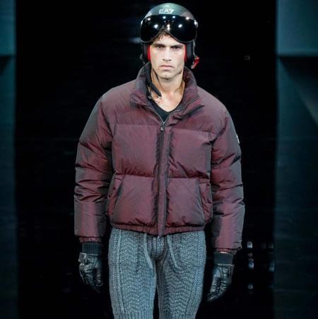 Contra viento y nieve: las chaquetas acolchadas como ítem de la temporada