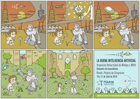 La Buena Ia Comic