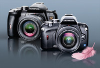 kits fotográficos para la E-410 y la E-510