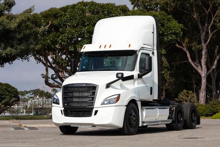Camión eléctrico Daimler USA