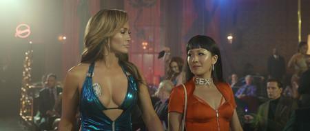 Hustlers Estafadoras De Wall Street Con Constance Wu Y Jennifer Lopez Potada 2