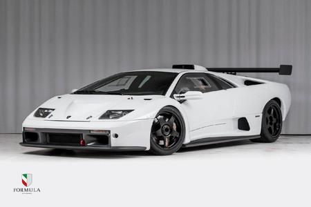 Lamborghini Diablo GTR, un sueño húmedo italiano que ahora puede ser tuyo