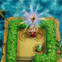 Guía de Zelda: Link's Awakening: dónde encontrar las 50 caracolas. Mapa y localización en el juego