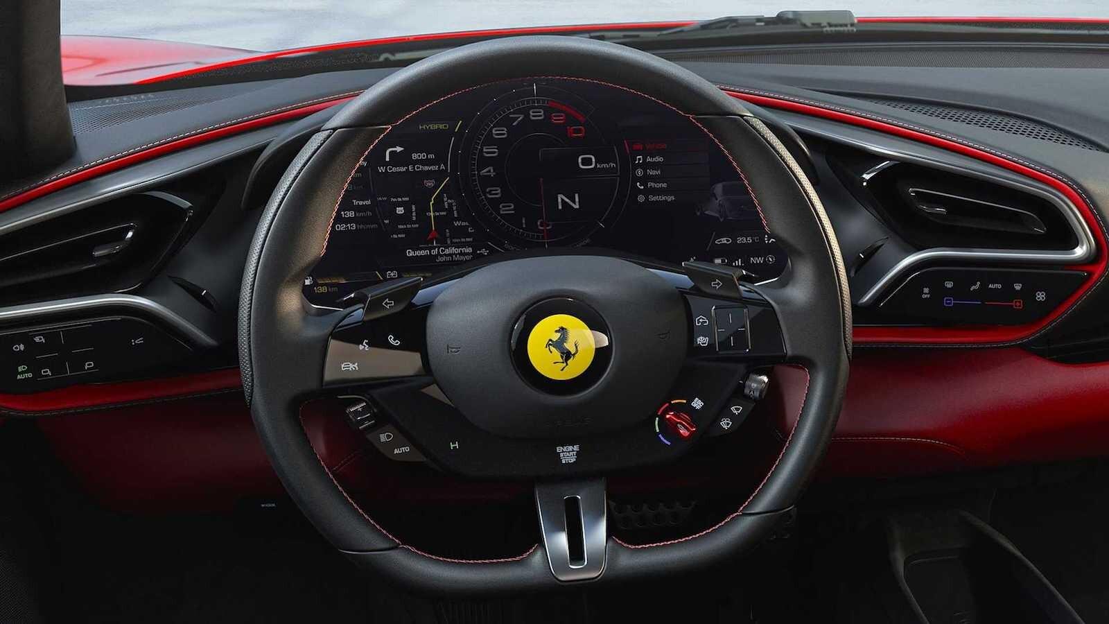 Foto de Ferrari 296 GTB (11/14)