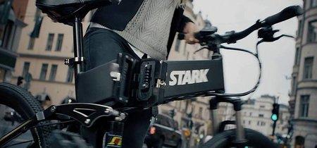 ¿Pagarías 400 dólares por una bici eléctrica y plegable? Tiene truco, pero Stark Drive quiere romper barreras