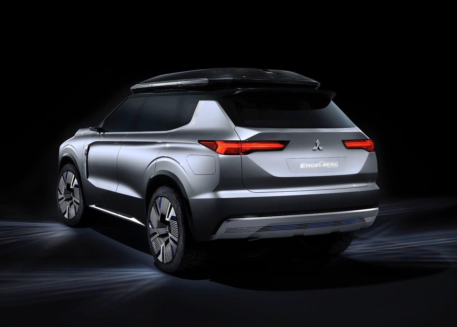 Foto de Mitsubishi Engelberg Tourer Concept (21/34)