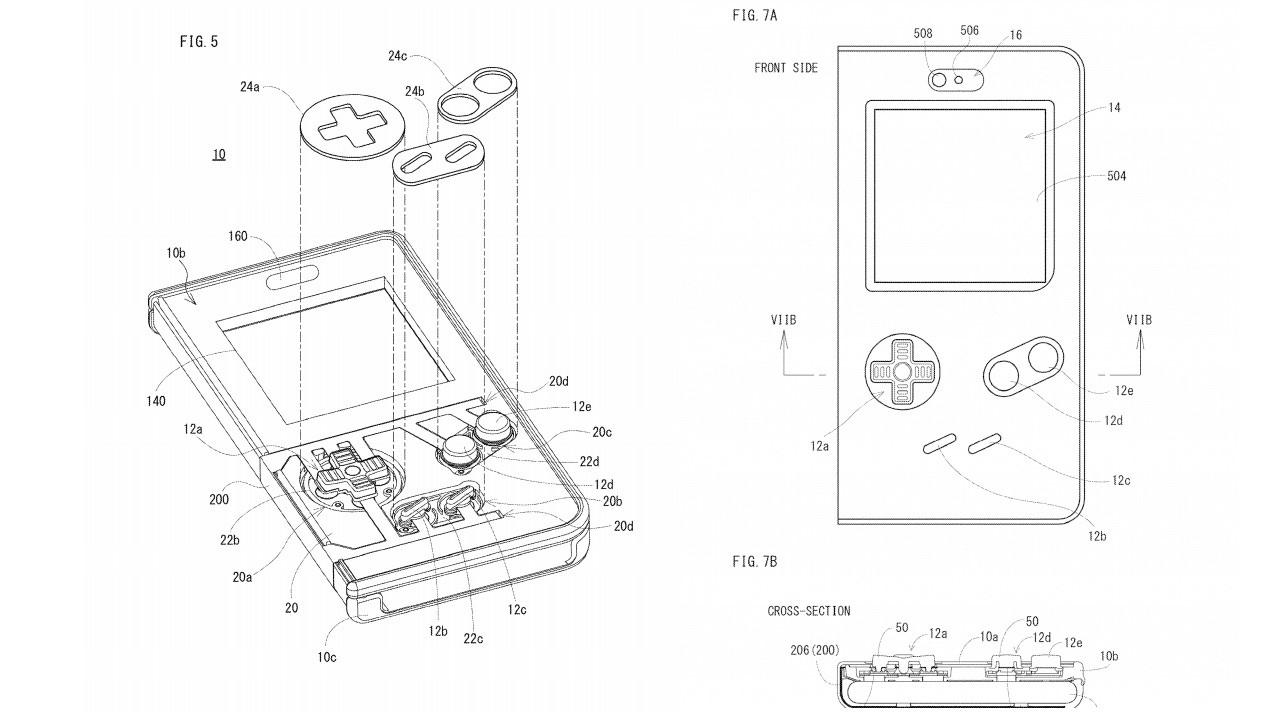 Funda Nintendo Game Boy iPhone