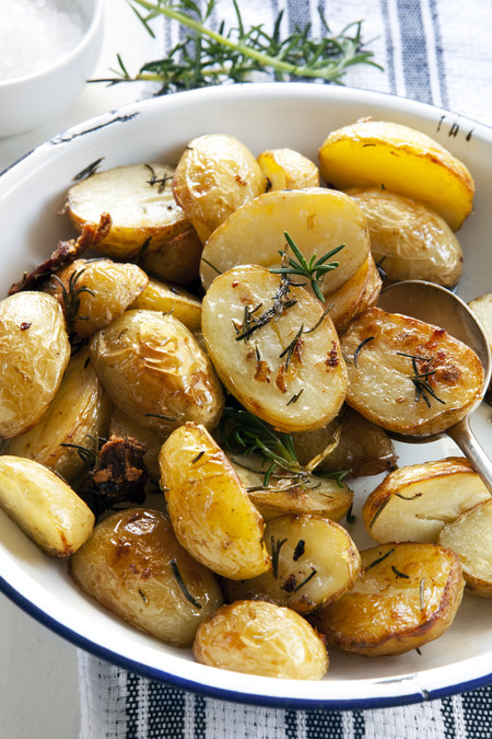 patatas asadas