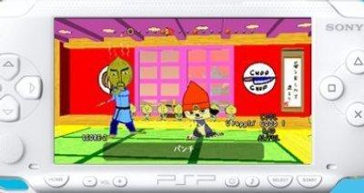 PaRappa The Rapper para PSP