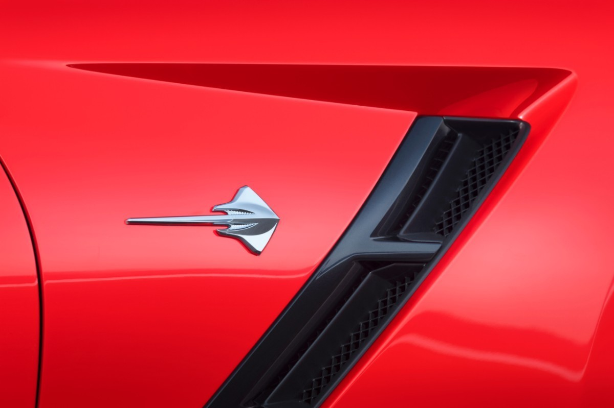 Foto de 2014 Chevrolet Corvette Stingray (20/43)